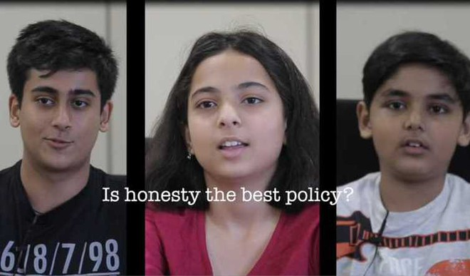Video: Is Honesty The Best Policy?