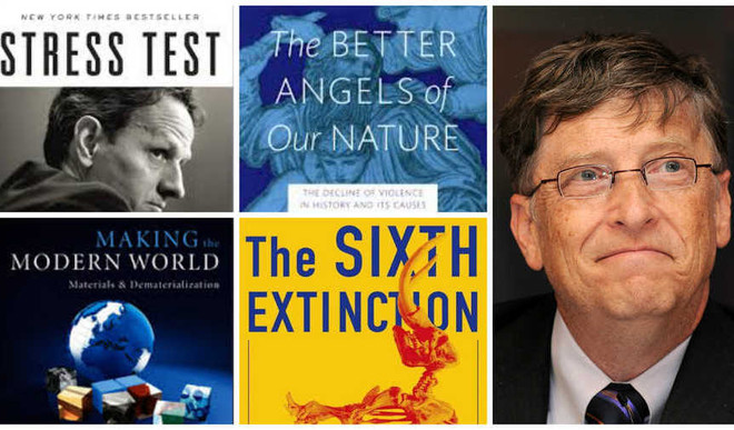 The Books Bill Gates Wants You To Read