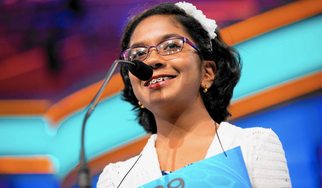 Meet South-Asian Spell Bee Champ