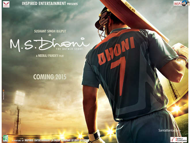 Your Thoughts On The M S Dhoni Movie Trailer?
