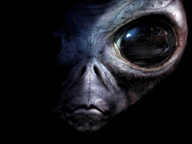 Jason Says We Are The Aliens