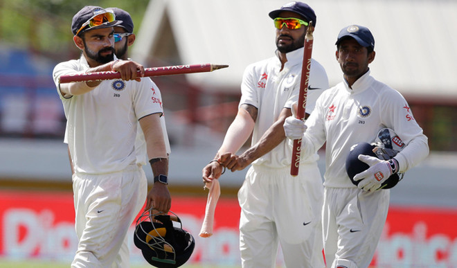 India Becomes No. 1 Test Team