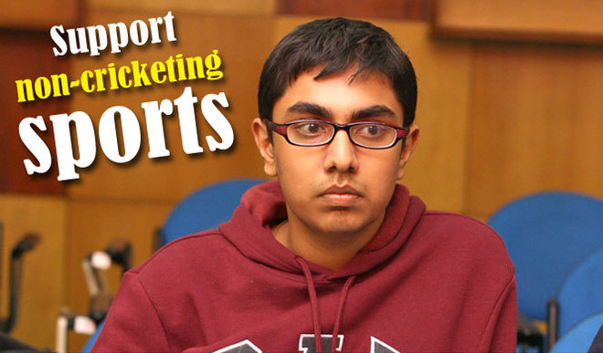 Siddhant Says India Has Let Down All Non-Cricketing Sports!