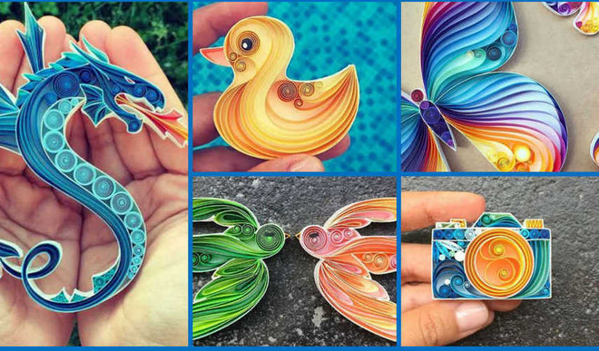 Quilling Done Right!