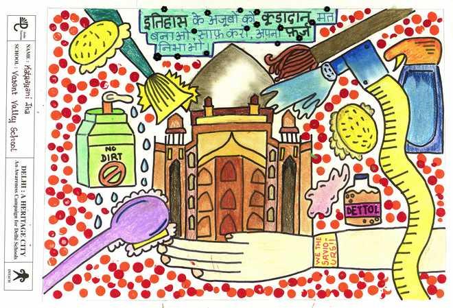 Love My Culture And Heritage Artwork By Katyani Jha