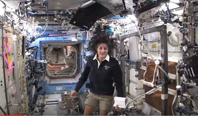Take a Video Tour of the International Space Station