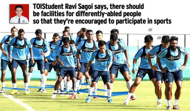 TOIStudents Tell How To Better Sports In India