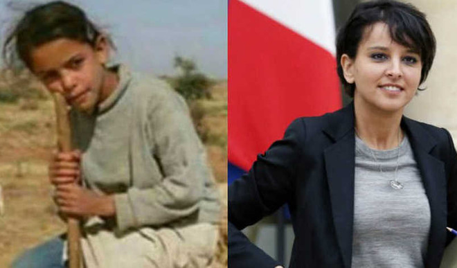 Once A Shepherd Girl, Najat Is Now France's Education Minister