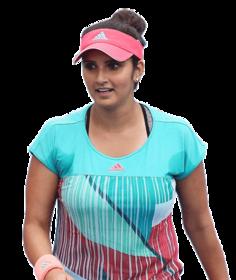 Sania Mirza Tops WTA Doubles Rankings