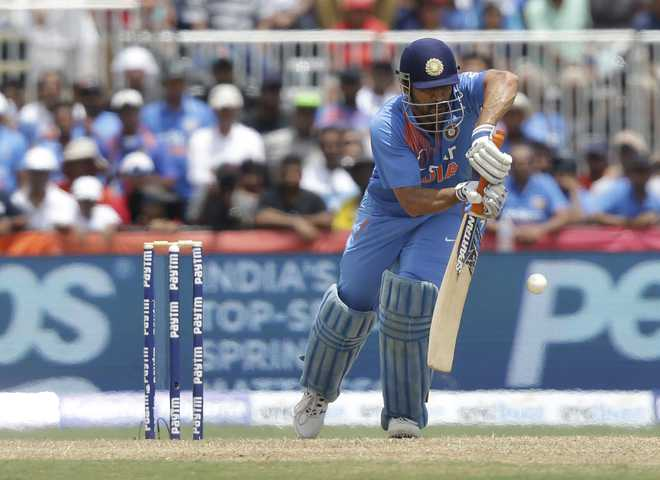 Dhoni Admits Execution Of Last Ball Dismissal Wrong
