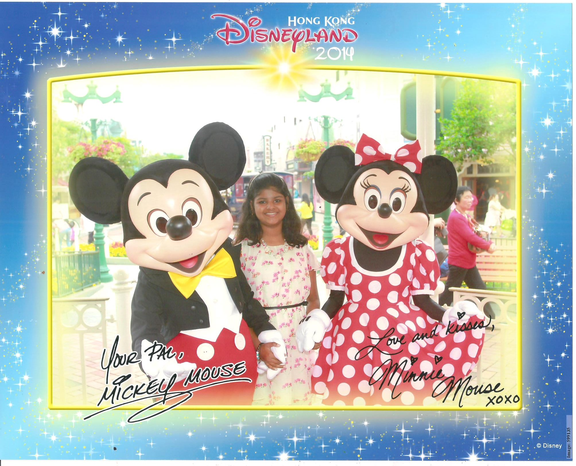My First Experience At Hongkong Disneyland