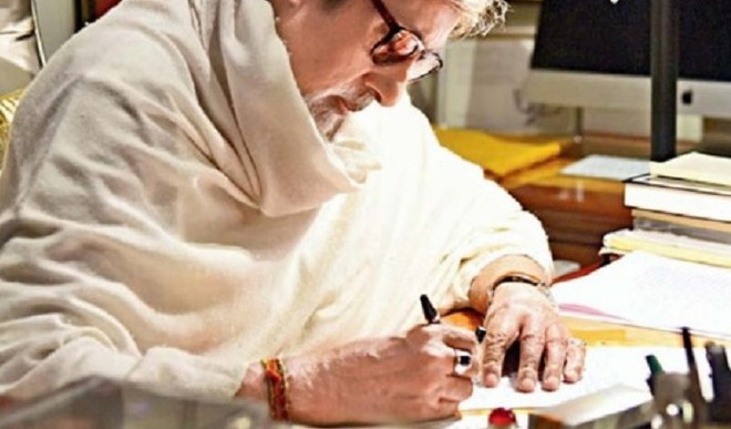 Big B's Letter To His Grand-daughters