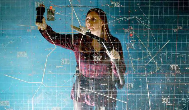 Love Maps? Aim At A Career In GIS