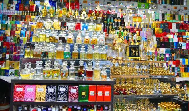 Your Perfumes May Pollute Environment