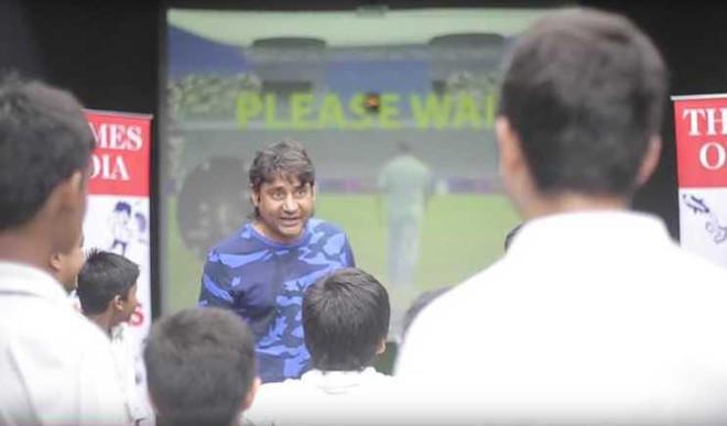 Vijay Dahiya's Tips On Stumping