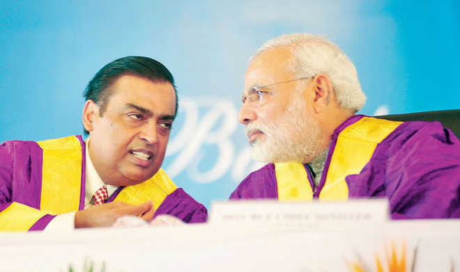 Mukesh Ambani Talks On Digital Revolution