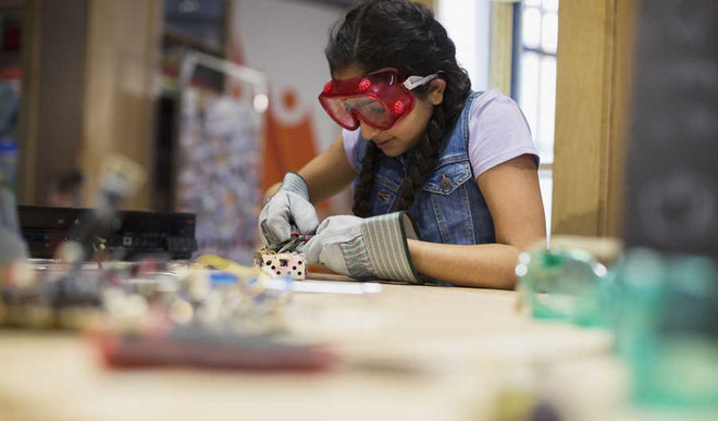 STEM Subjects Are NOT Just For Boys