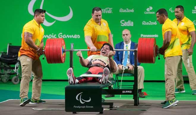 Lots Of Records At The Rio Paralympics