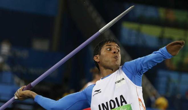 Javelin Thrower Devendra Jhajharia Wins Gold