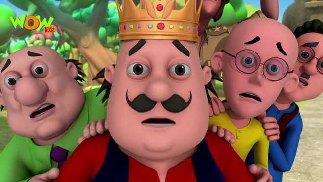 Motu Patlu On 70 Mm Youth Reporters React