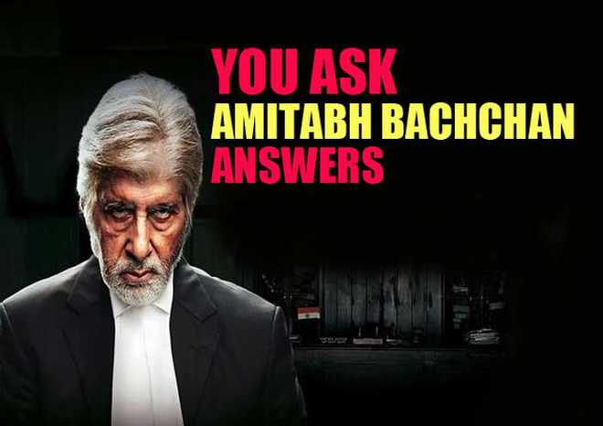 Big B Answers Your Questions On Pink