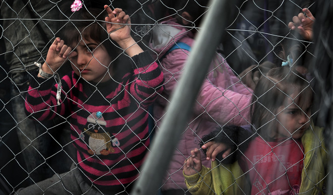 Over 3.7 Mn Refugee Kids Don't Go To School