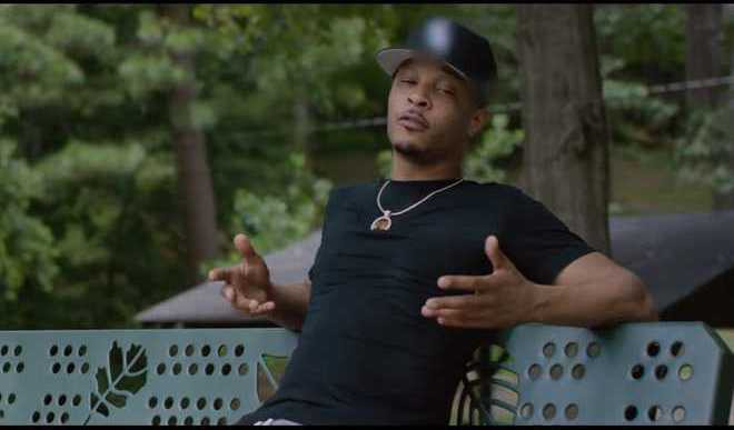 Rapper TI Croons 'Police Brutality'