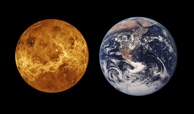 Should We Colonise Venus Instead of Mars?