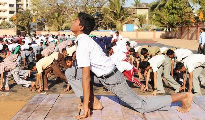 Surya Namaskar:Exercise Or Religious Practice?