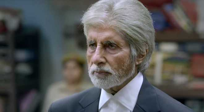 Big B Answers Your Queries On Pink