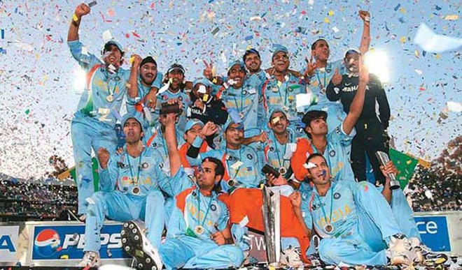 This Day, That Year: India Win 2007 World T20