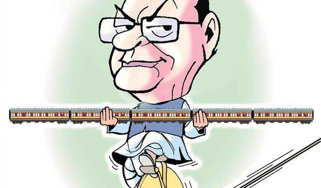 Merging Railway Budget With The General Will Help Railway Sector, Says Harini. Your Take