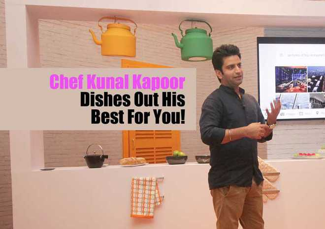 You Ask, Chef Kunal Kapoor Answers