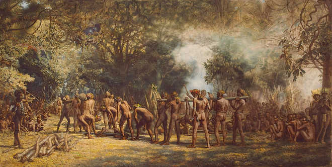 Civilising The Cannibals
