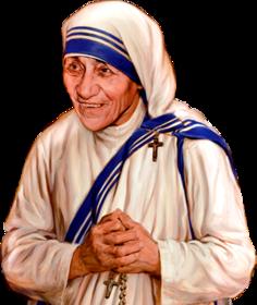 Mother Teresa Declared A Saint