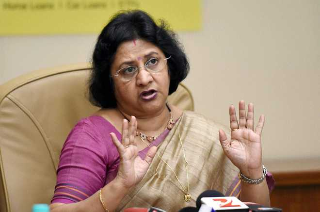 SBI Chief Among 50 Most Powerful Women Based Outside US