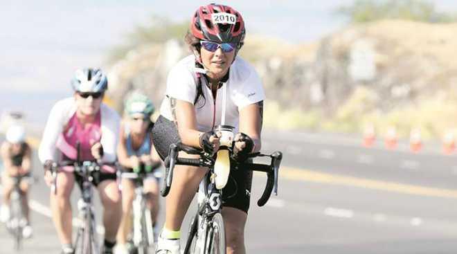 Meet 30-Yr-Old Salonie Pathania Finished The Full Ironman Triathlon