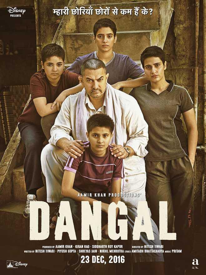 Aditi Sahi Reviews Dangal