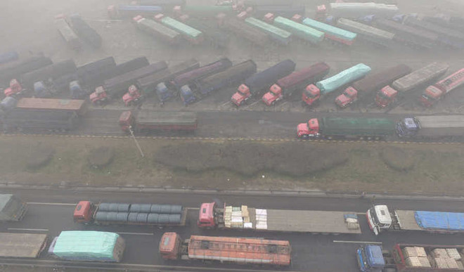How China Tackles Pollution