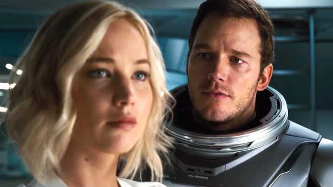 Passengers:Watch It For Its Stars