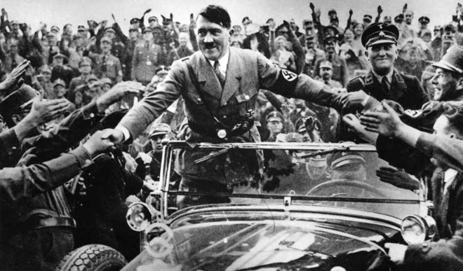Re-print Of Hitler's Mein Kampf Takes Germany By Storm