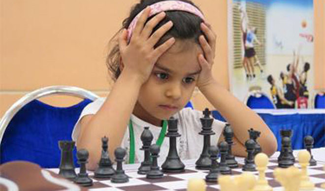 Young Chess Master