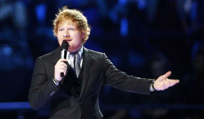Listen To Ed Sheeran's New Song