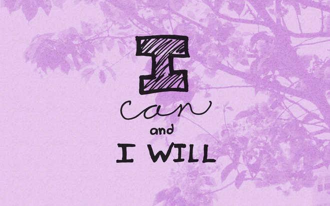Ishika Says, I Can, I Will