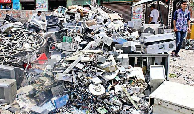 63% Rise In E-waste In Asia: UN Study