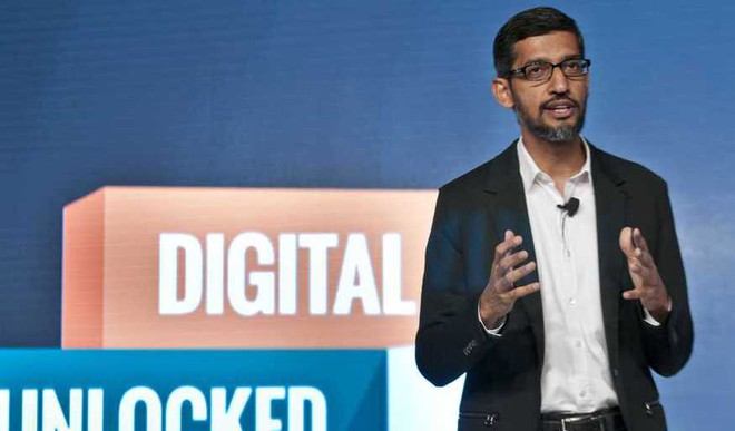 The 'Cockroach Theory' Of Sundar Pichai
