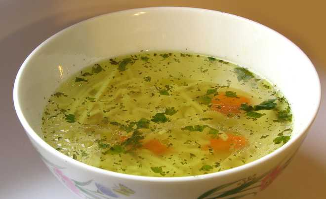 Does Chicken Soup Really Help Cold?