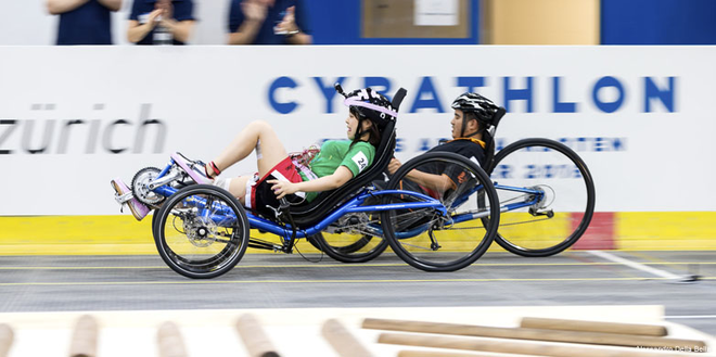Cyber Games With Cybathlon