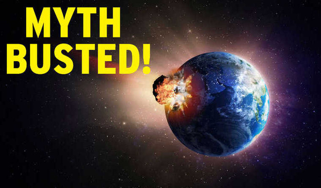 Asteroid Impact On Ocean Will Cause Tsunami