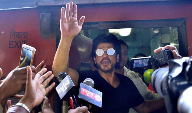 Was Raees Train Promotion Necessary?